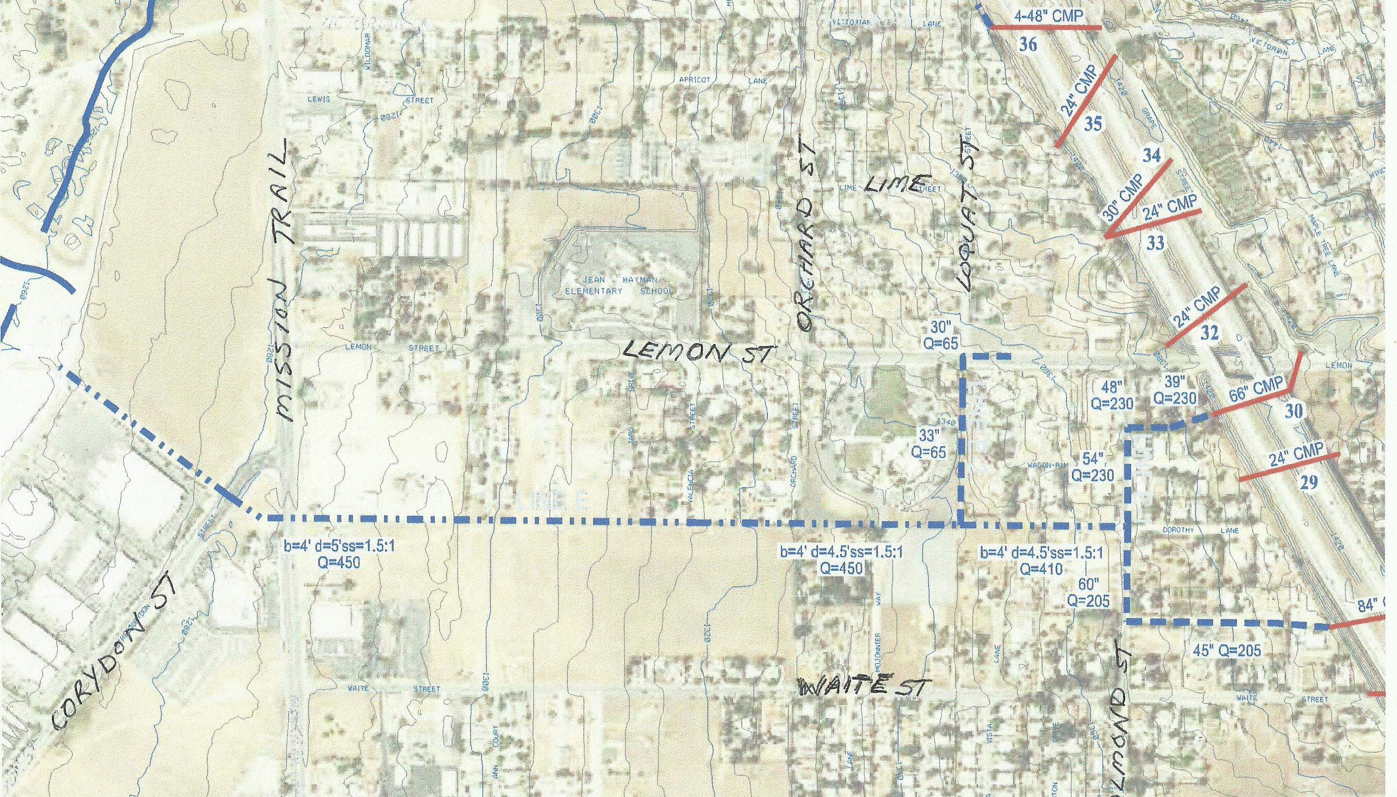 2014 digital exhibit map from RCFC&WFC