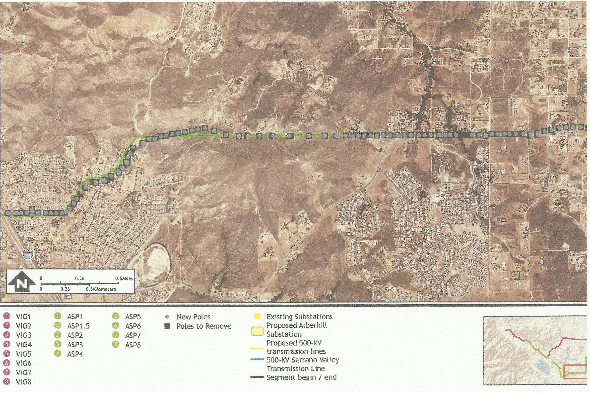Alberhill Project Area ASP-5
